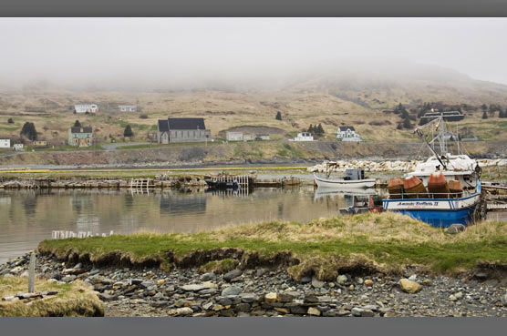 Ferryland, fishing village, Newfoundland, Canada